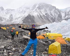 Zdobyła Mount Everest jako najmłodsza Polka w historii. Teraz atakuje szczyt Makalu, a za kilkanaście dni kolejny ośmiotysięcznik!