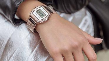 Zegarek retro