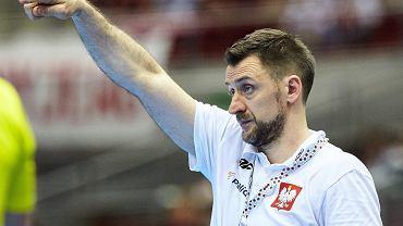 Selekcjoner polskich piłkarzy ręcznych Piotr Przybecki
