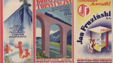 Dodatek turystyczny do Urzędowego Rozkładu Jazdy z roku 1931