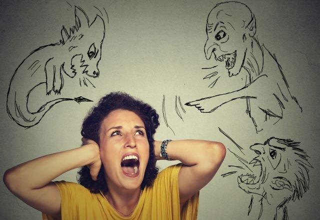 Lęki i niepokoje - jak je poskromić?