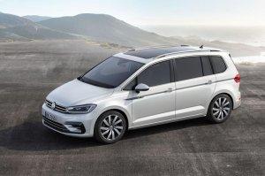 Salon Genewa 2015 | Volkswagen Touran | Pod znakiem rodziny