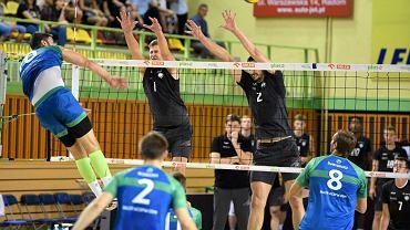 Sparing drużyn PlusLigi: Cerrad Czarni Radom - AZS Politechnika Warszawska