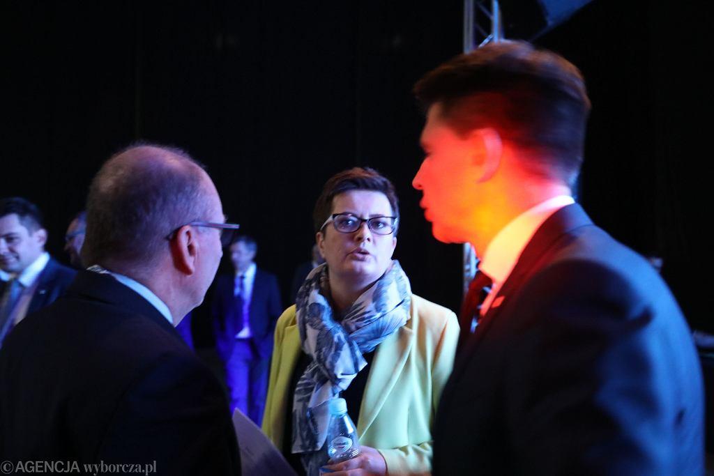 Konwencja Nowoczesnej: Meysztowicz, Lubnauer, Petru