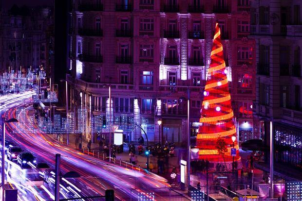 Zimowy Madryt / fot. Shutterstock