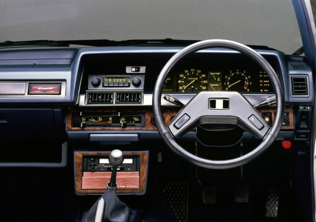 Toyota Corolla z 1979 roku