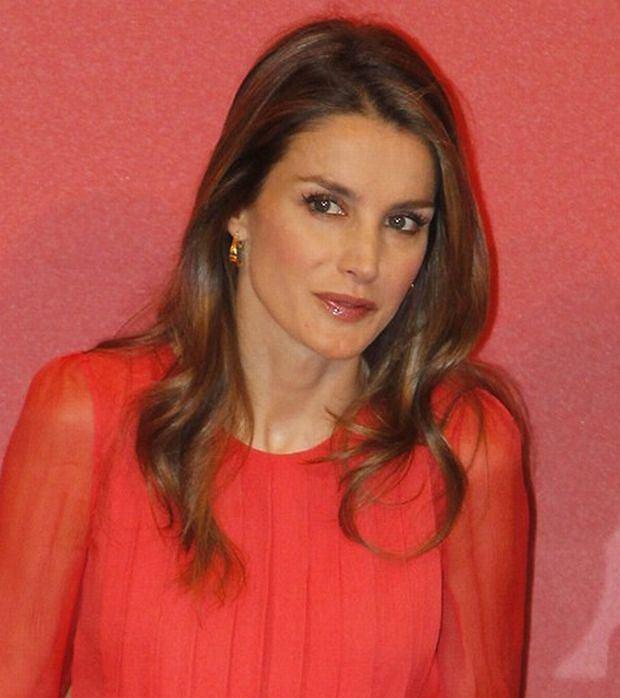Księżniczka Letycja Ortiz Rocasolano