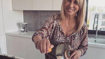 Mariola Bojarska-Ferenc radzi co zjeść przed porannym treningiem
