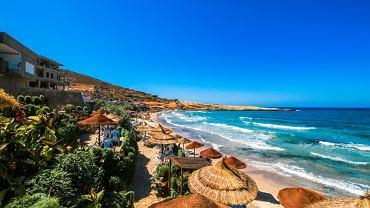 Tunezja plaża