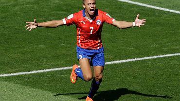 Gwiazda reprezentacji Chile i Arsenalu - Alexis Sanchez