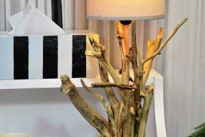 Zrób to sam: lampa w stylu eko