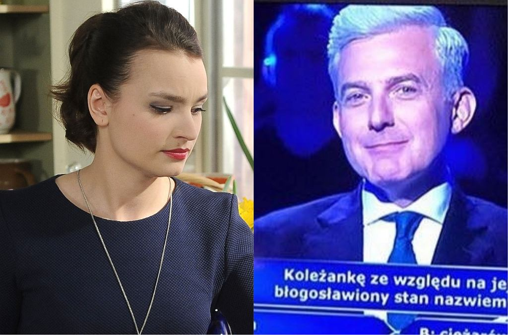 Anna Starmach / 'Milionerzy'