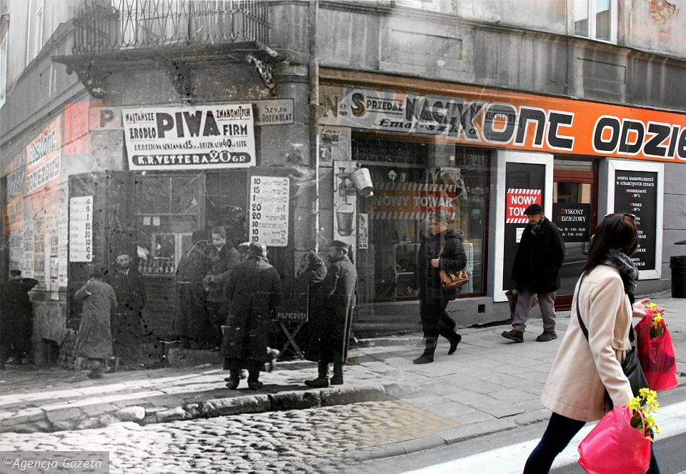 Zdjęcie numer 1 w galerii - Gangi kiedyś: Żyd myślał, Polak szedł na brudną robotę