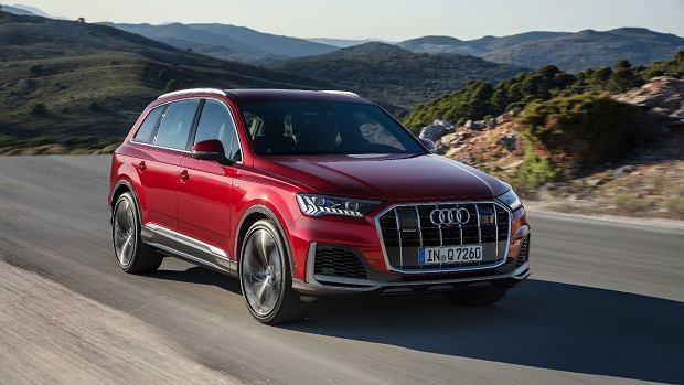 Nowe Audi Q7. Czas na poważny facelifting
