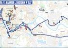 Biegaj i zwiedzaj - trasa 13. Cracovia Maraton