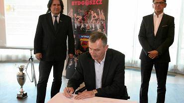 Uroczyste podsumowanie sezonu Artego Bydgoszcz