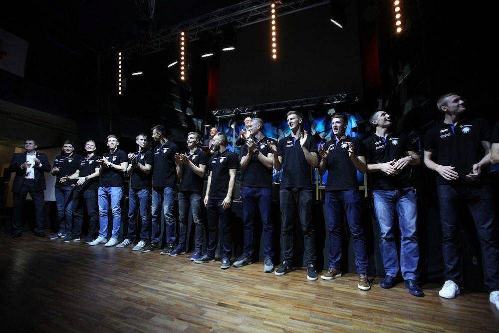 Prezentacja drużyny Cerrad Czarni Radom