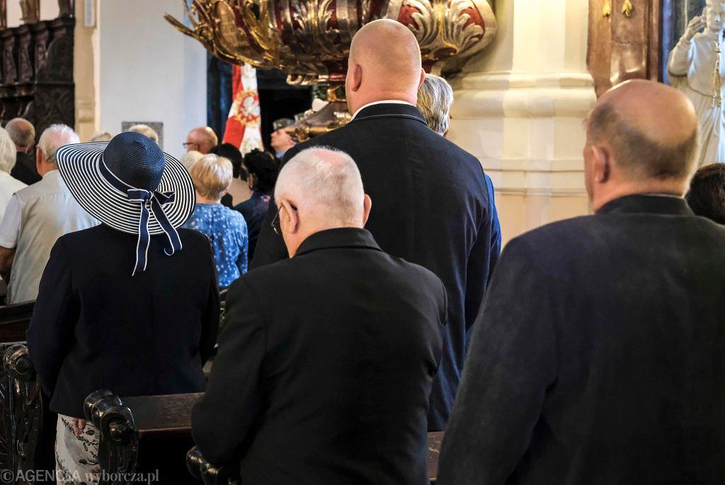 Poznań, ul. 27 Grudnia, Marsz Pamięci, uroczystość w 79. rocznicę napaści Związku Sowieckiego na Polskę oraz Dzień Sybiraka