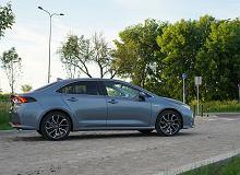 Polski rynek bez większych zmian, ale dwa modele notują imponujące wzrosty. W przypadku Corolli to aż 90 proc.