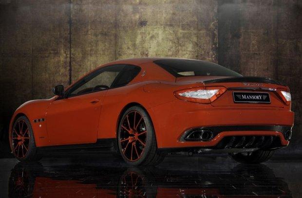 Maserati GranTurismo Mansory