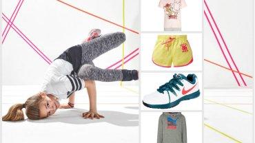 Sportowa moda dziecieca - przygotuj dziecko na lekcje WF