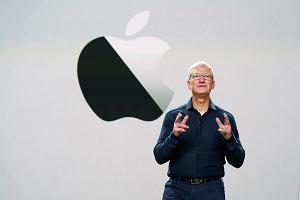 Apple z rekordowymi przychodami. Nowe iPhone'y wpadły w tzw. supercykl