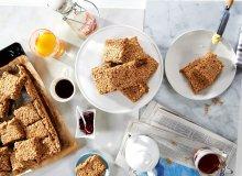 Ciastka z mąki jęczmiennej - ugotuj