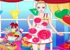 Ubieranka: cukierkowa dziewczyna