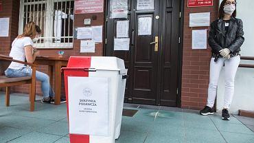 Wybory prezydenckie 2020. W gminie Baranów w powiecie kępińskim mieszkańcy głosowali tylko korespondencyjnie.
