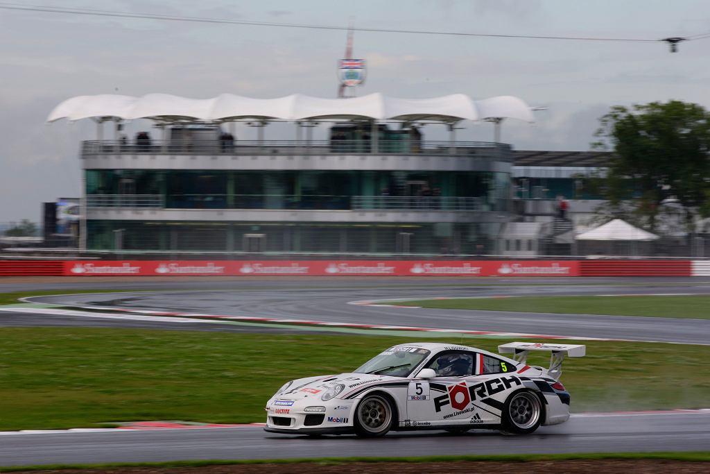 Po dobrym starcie na Węgrzech Mateusz Lisowski liczył na kolejny finisz, lecz jego plany pokrzyżowała awaria samochodu