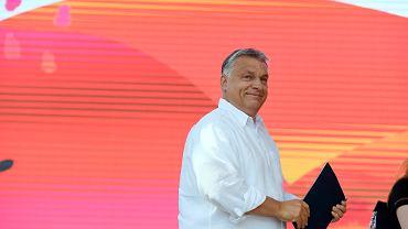 - Nasza generacja poświęci kolejnych piętnaście lat na misję zwalczania ery liberalnego ducha i internacjonalizmu - zapowiedział premier Węgier Viktor Orban w Baile Tusnad w rumuńskim Siedmiogrodzie, gdzie co roku wygłasza swoje polityczne credo, 27 lipca 2019 r.