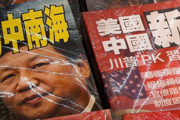 Chińska gazeta