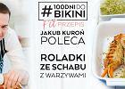 Jakub Kuroń poleca: Roladki ze schabu z warzywami