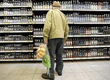Czy będzie minimalna cena za alkohol - 32 zł za pół litra wódki?