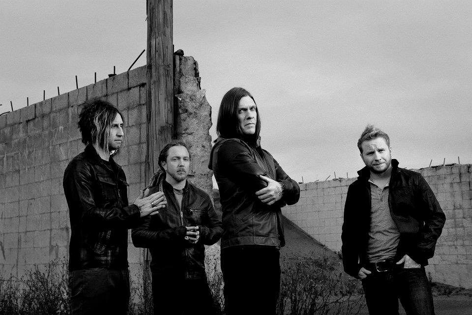 shinedown/ fot: oficjalny profil fb zespołu