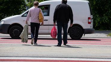 Kiedy pieszy jest wchodzący? Prawdziwy ekspert wyjaśnia nowe prawo ekspertom z internetu