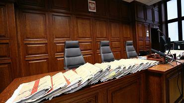 Sąd. Zdjęcie ilustracyjne