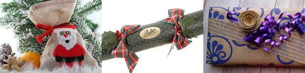 Pomysły na zapakowanie prezentu