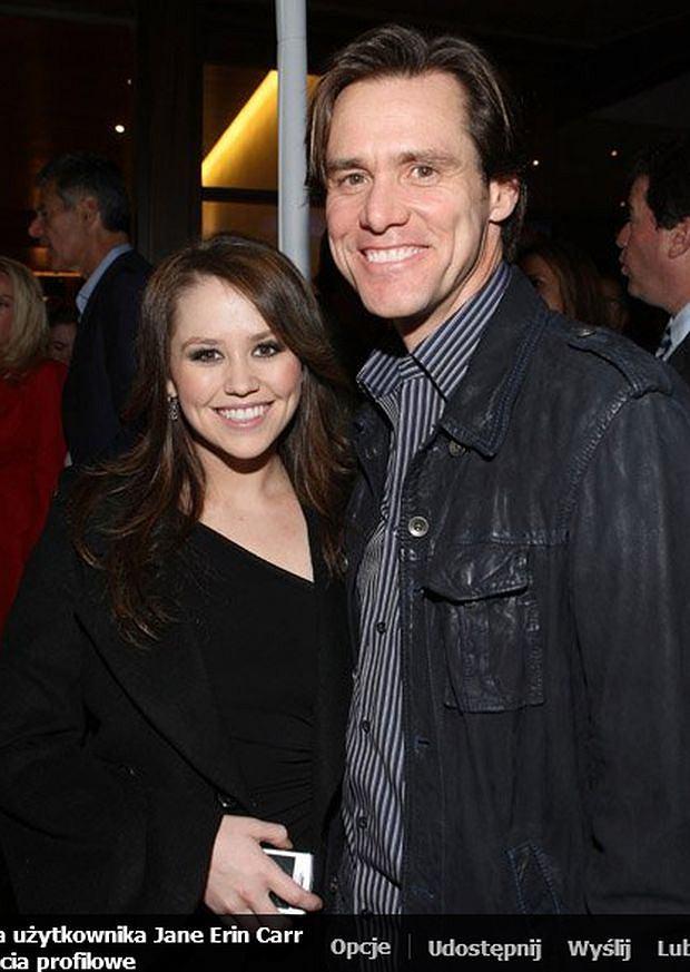 Jane Carrey, Jim Carrey