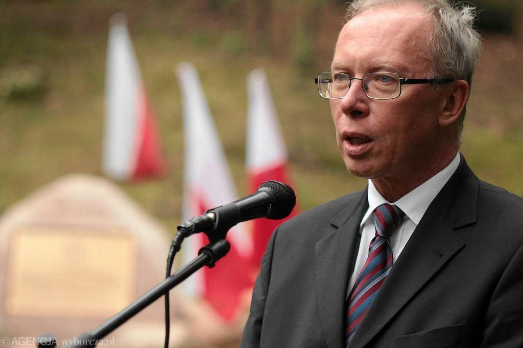 Wojewoda mazowiecki Jacek Kozłowski