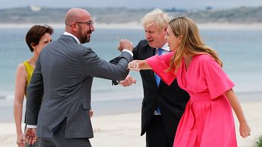 Summitul G7 din Marea Britanie