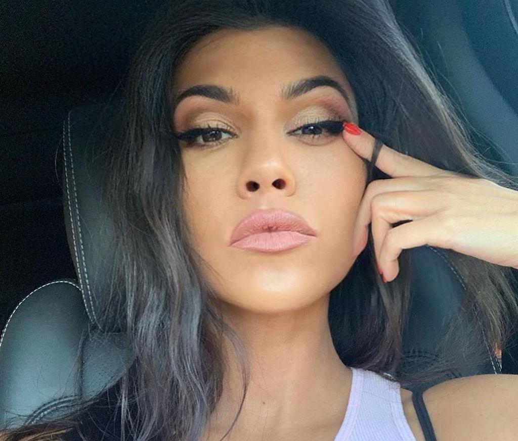 Kourtney Kardashian o diecie keto