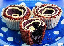 Muffinki Błotniste kałuże - ugotuj