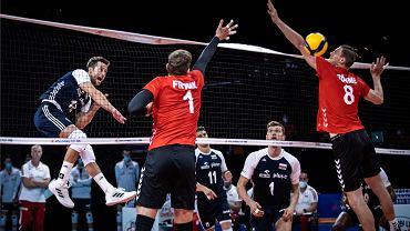 Liga Narodów: Niemcy - Polska, siatkówka
