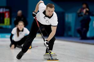 Rosyjski zawodnik opuścił wioskę olimpijską. Co daje doping w curlingu?