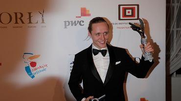 Bartosz Bielenia w 2020 roku zdobył Orła za rolę w filmie 'Boże Ciało'