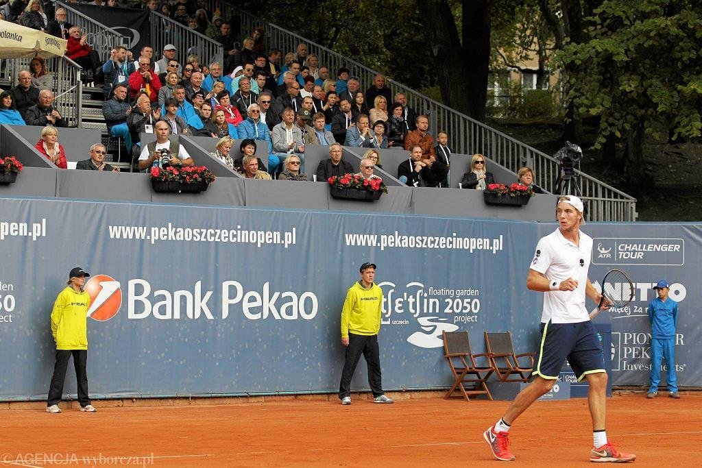 Pekao Szczecin Open. Jan-Lennard Struff i loża VIP