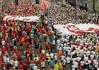 Orlen Warsaw Marathon 2016. Największe biegowe wydarzenie w Polsce. Henryk Szost walczy o zwycięstwo! [NA ŻYWO]