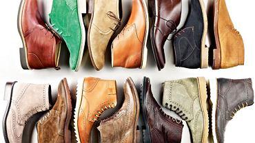 Moda męska: buty z wysoką cholewką