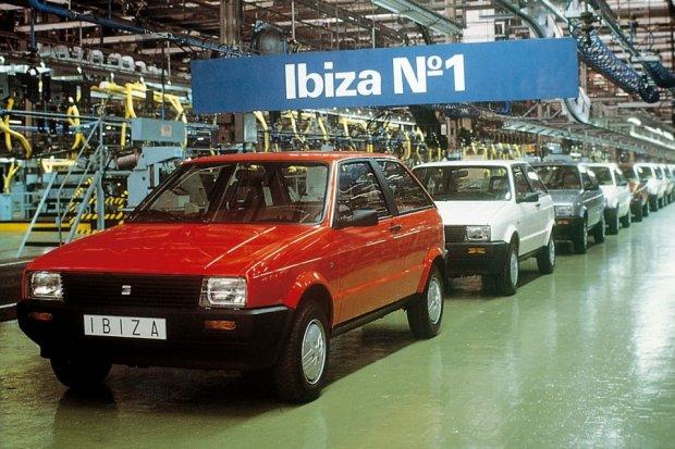 Seat Ibiza (fot. Seat)